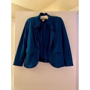 Chico's Long Sleeve Blazer